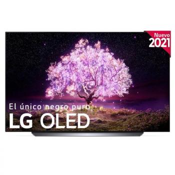 Televisor LG OLED77C14LB 77'/ Ultra HD 4K/ Smart TV/ WiFi - Imagen 1