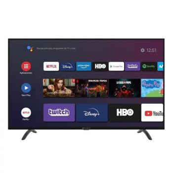 Televisor Eas Electric E43AN90J 43'/ Ultra HD 4K/ Smart TV/ WiFi - Imagen 1