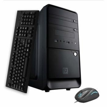 PC KVX Jetline 5 Intel Core i5-9400F/ 8GB/ 256GB SSD/ GeForce GT 710/ Win10 - Imagen 1