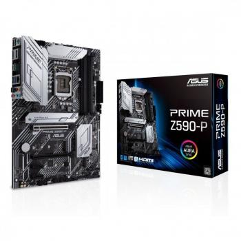 Placa Base Asus Prime Z590-P Socket 1200 - Imagen 1