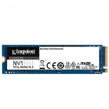 Disco SSD Kingston NV1 500GB/ M.2 2280 PCIe NVMe - Imagen 1