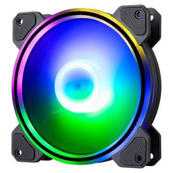Ventilador Hiditec N9-ARGB/ 12cm - Imagen 1