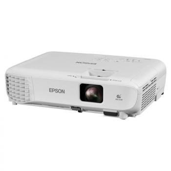 Proyector Epson EB-W06/ 3700 Lúmenes/ WXGA/ HDMI-VGA/ Blanco - Imagen 1