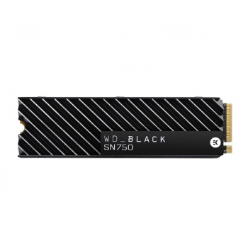 Disco SSD Western Digital WD Black SN750 2TB/ M.2 2280 PCIe - Imagen 1