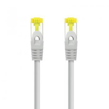 Cable de Red RJ45 SFTP Nanocable 10.20.1902 Cat.6A/ 2m/ Gris - Imagen 1