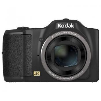 Cámara Digital Kodak Pixpro FZ152/ 16MP/ Zoom Óptico 15x/ Negra - Imagen 1