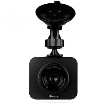 Dashcam para coche NGS HD Car Camera Ownl Ural/ Resolución 720p/ Ángulo de visión 120º - Imagen 1