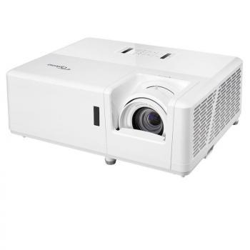 Proyector Optoma Z390W/ 4000 Lúmenes/ WXGA/ HDMI-VGA-LAN/ Blanco - Imagen 1
