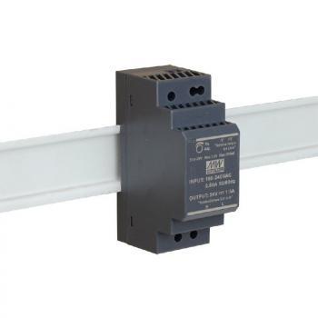 Fuente de Alimentación 24VDC Ultra Slim DIN Rail PSU D-Link DIS-H30-24/ 30W - Imagen 1