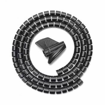 Organizador de Cables en Espiral Aisens A151-0406/ 1m - Imagen 1