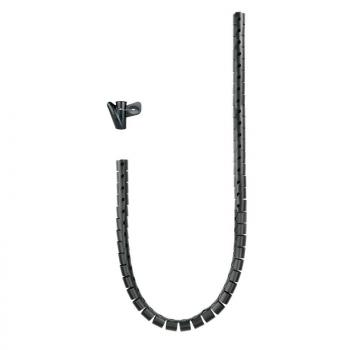 Organizador de Cables en Espiral Nanocable 10.36.0001-BK/ 1m - Imagen 1