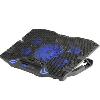 Soporte Refrigerante NGS Gaming Cooler GCX-400 para Portátiles hasta 15.6' - Imagen 1