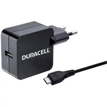 Cargador de Pared Duracell DMAC10-EU/ 1xUSB/ 2.4A - Imagen 1