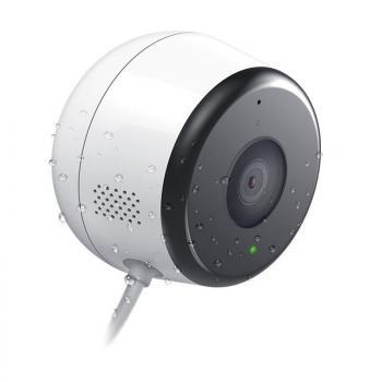 CÁMARA IP DLINK DCS-8600LH - LENTE GRAN ANGULAR 135º - FHD 1080P - VISIÓN NOCTURNA - DETEC. SONIDO/MOVIMIENTO - AUDIO BIDIRECCIO