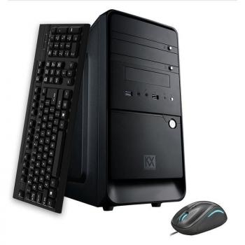 PC KVX Jetline 3 Intel Core i5-10400 Gen10/ 8GB/ 256GB SSD/ FreeDOS - Imagen 1