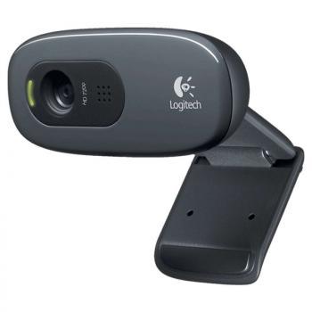 Webcam Logitech HD C270/ 1280 x 720 HD - Imagen 1