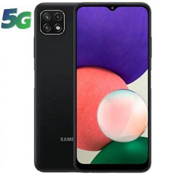 Smartphone Samsung Galaxy A22 4GB/ 128GB/ 6.6'/ 5G/ Gris - Imagen 1