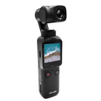 Cámara Digital Deportiva InnJoo Action Camera/ 4K/ Ángulo de visión 120º/ Negra - Imagen 1