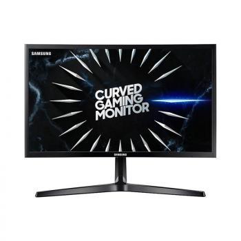 Monitor Gaming Curvo Samsung C24RG50FQR 23.5'/ Full HD/ Negro - Imagen 1