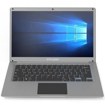 Portátil Innjoo Voom Pro Intel Celeron N3350/ 6GB/ 128GB SSD/ 14.1'/ Win10/ Gris - Imagen 1