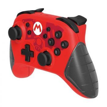 Gamepad Inalámbrico Hori Horipad Super Mario para Nintendo Switch/ Rojo - Imagen 1