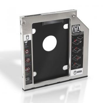 Adaptador Aisens A129-0151 para 1x disco duro de 2.5' - Imagen 1