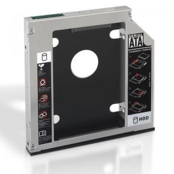 Adaptador Aisens A129-0152 para 1x disco duro de 2.5' - Imagen 1