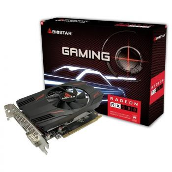 Tarjeta Gráfica Biostar Radeon RX550/ 2GB DDR5 - Imagen 1