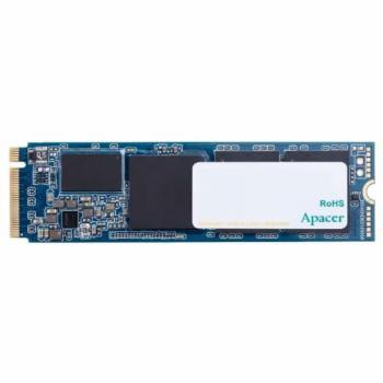 Disco SSD Apacer AS2280P4 512GB/ M.2 2280 PCIe - Imagen 1