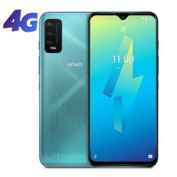 Smartphone Wiko Power U10 3GB/ 32GB/ 6.82'/ Turquesa - Imagen 1