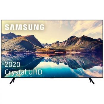 Televisor Samsung Crystal UHD TU7025 55'/ Ultra HD 4K/ Smart TV/ WiFi - Imagen 1