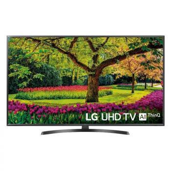 TV LED LG 50UK6470PLC - 50'/126CM - 4K UHD 3840X2160 - 1600HZ PMI - HDR 10/HLG - DVB-T2/C/S2 - SMART TV - 3XHDMI - 2XUSB - GOOGL