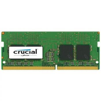 Memoria RAM Crucial 16GB/ DDR4/ 2400MHz/ 1.2V/ CL17/ SODIMM - Imagen 1