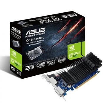 Tarjeta Gráfica Asus GeForce GT 730/ 2GB GDDR5 - Imagen 1