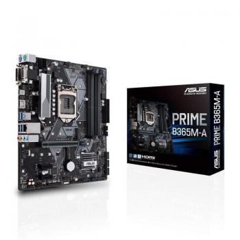 Placa Base Asus Prime B365M-A Socket 1151/ Micro ATX - Imagen 1