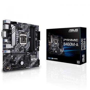Placa Base Asus Prime B460M-A Socket 1200/ Micro ATX - Imagen 1