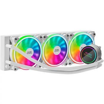 Sistema de Refrigeración Líquida Mars Gaming ML360W/ Blanco - Imagen 1