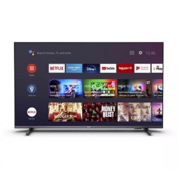 Televisor Philips 50PUS7906 50'/ Ultra HD 4K/ Ambilight/ Smart TV/ WiFi/ Gris - Imagen 3