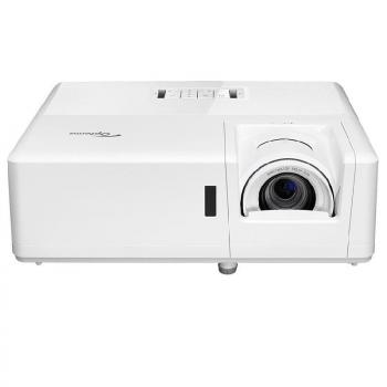 Proyector Optoma ZW350/ 3500 Lúmenes/ WXGA/ HDMI-VGA/ Blanco - Imagen 1