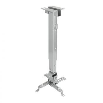 Soporte de Techo para Proyector TooQ PJ2012T-S/ Inclinable-Nivelable/ hasta 20kg - Imagen 1