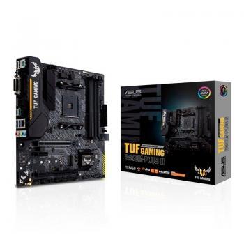 Placa Base Asus TUF GAMING B450M-PLUS II Socket AM4/ Micro ATX - Imagen 1