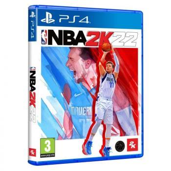Juego para Consola Sony PS4 NBA 2K22 Edición Estándar - Imagen 1