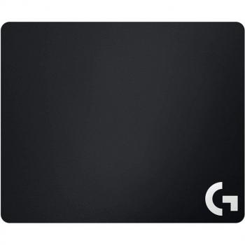 Alfombrilla Logitech G240/ 340 x 280 x 1mm/ Negra - Imagen 1