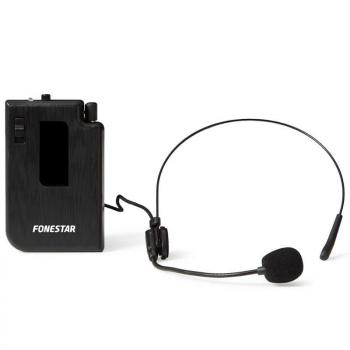 Micrófono Inalámbrico De Petaca Fonestar MSHT-19 - Imagen 1