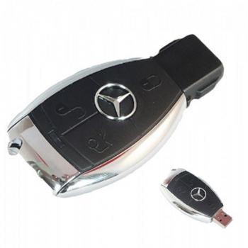 Pendrive 16GB Tech One Tech Llave Mercedes USB 2.0 - Imagen 1