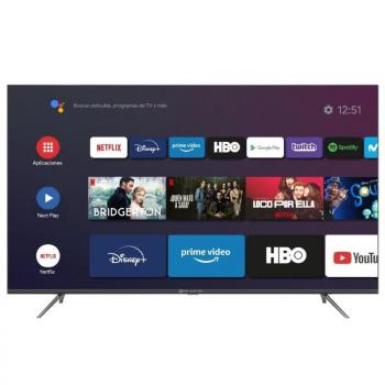 Televisor Eas Electric E50AN90H 50'/ Ultra HD 4K/ Smart TV/ WiFi - Imagen 1
