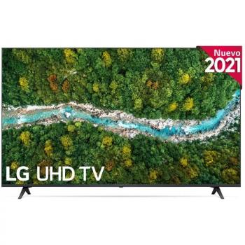 Televisor LG UHD TV 65UP76706LB 65'/ Ultra HD 4K/ Smart TV/ WiFi - Imagen 1