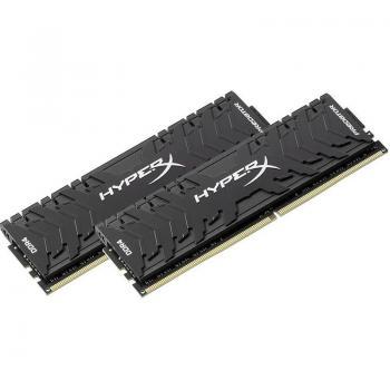 Memoria RAM Kingston HyperX Predator 2 x 8GB/ DDR4/ 3200MHz/ 1.35V/ CL16/ DIMM - Imagen 1