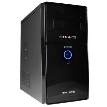 Caja Minitorre Anima AC0500 con Fuente 500W - Imagen 1