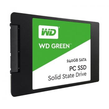 Disco SSD Western Digital WD Green 240GB/ SATA III - Imagen 1